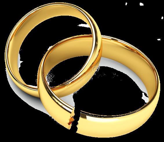 gebroken trouwringen